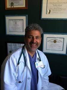 Dr. Scopelliti, Medical Director for Jersey Shore Regional Center for Vertigo, Dizziness, Dystonia and ADD/ADHD