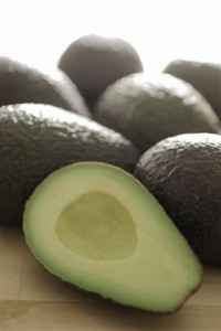 Healthy eating: avocados