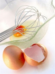 Healthy eating: eggs
