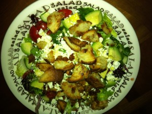 Panzanella; Healthy Recipes by Dr. Scopelliti